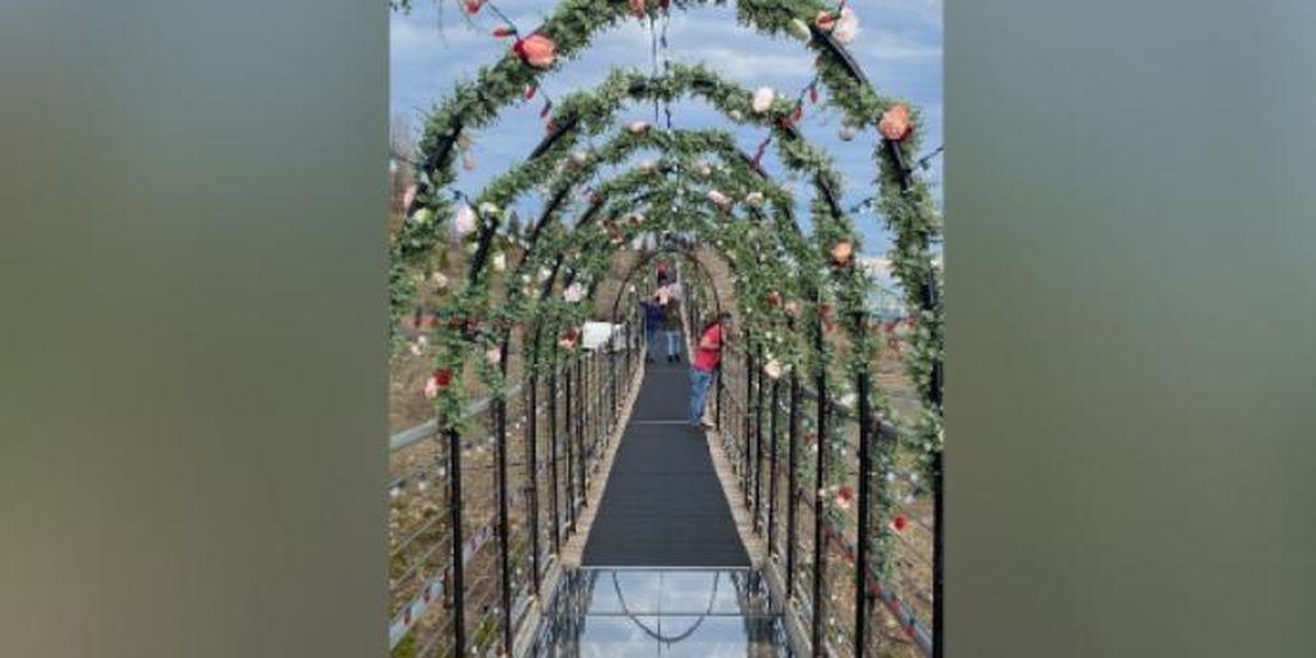 Gatlinburg SkyBridge announces 'Love is in the Air' event