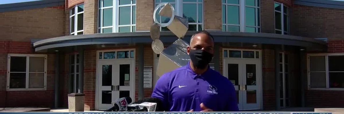 Ridge View's Howard excited to lead alma mater