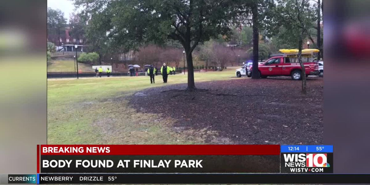 Body found at Finlay Park