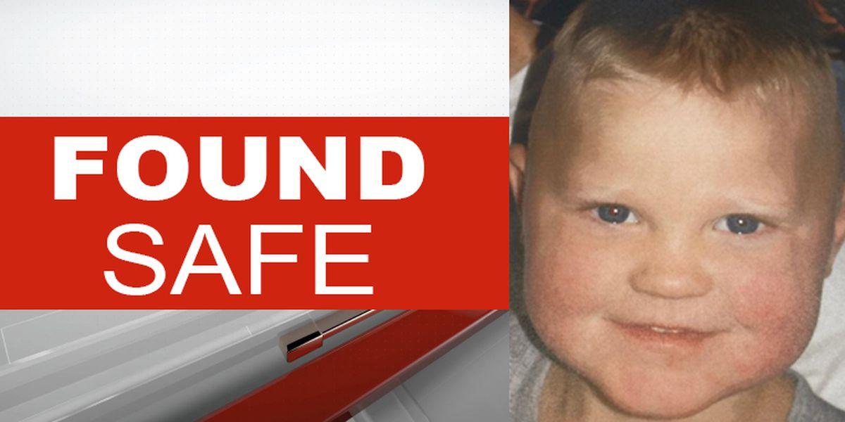 AMBER Alert called off for Virginia toddler, child found safe