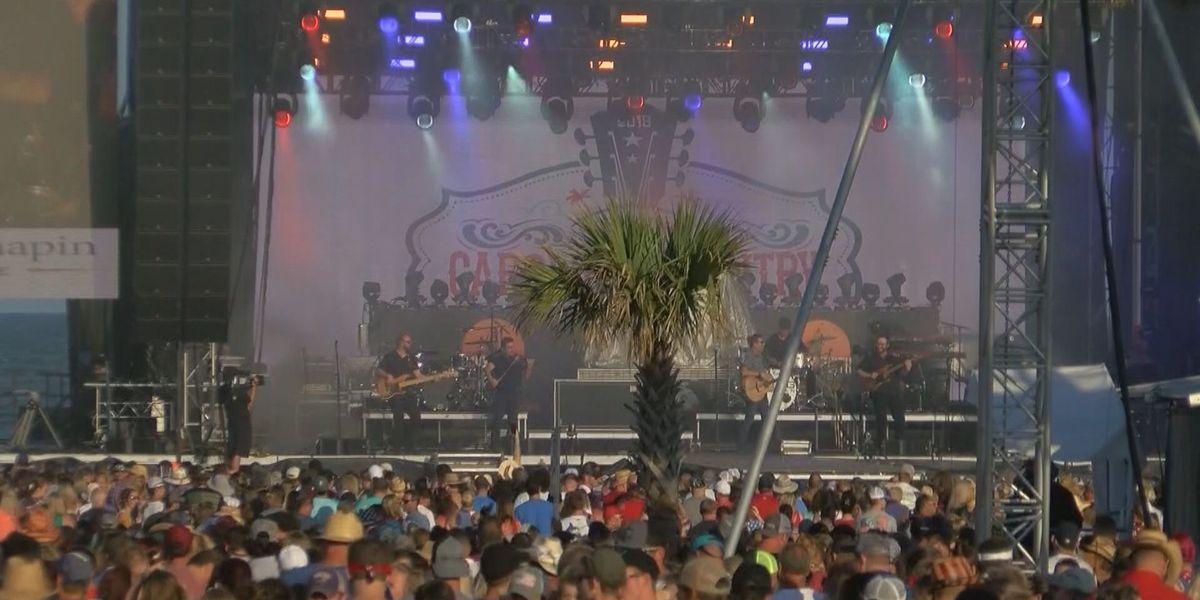 Plans move forward for return of Carolina Country Music Festival