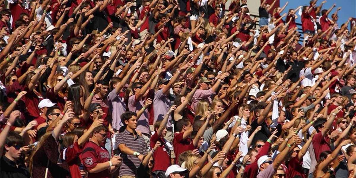 Two more kickoff times revealed for Gamecocks football schedule
