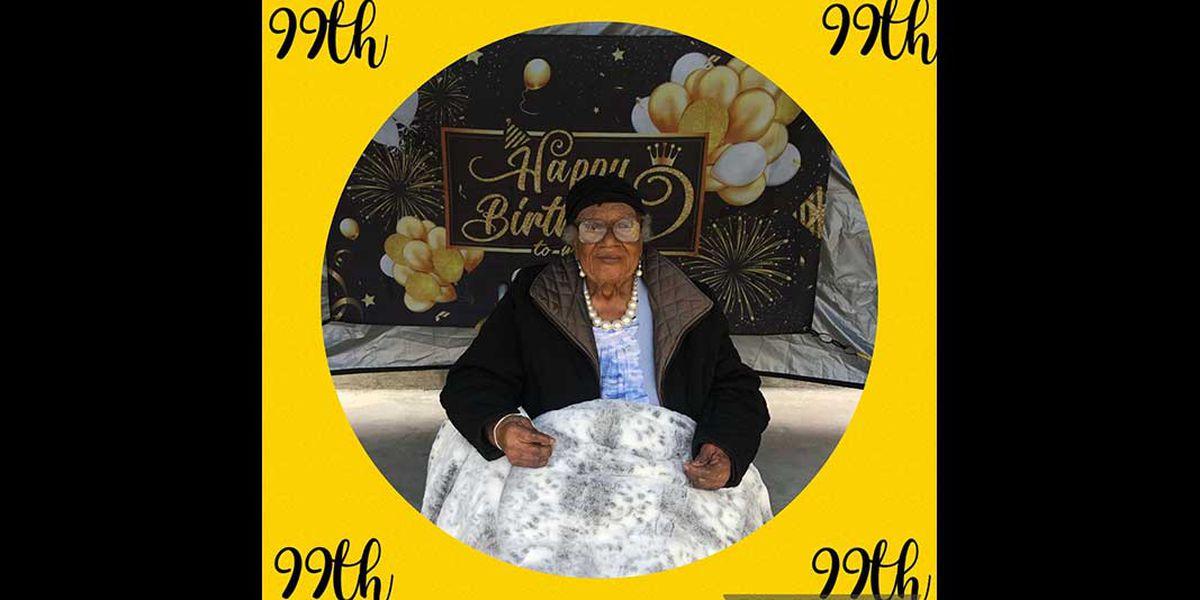 South Carolina woman celebrates 99th birthday
