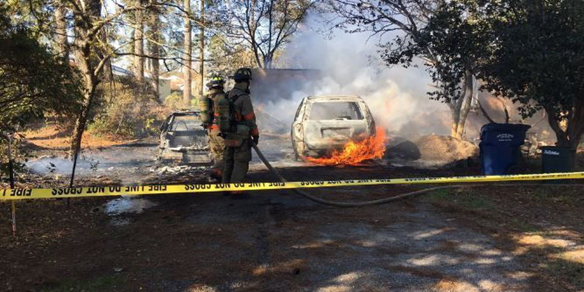 64-year-old dies in Lexington County house fire