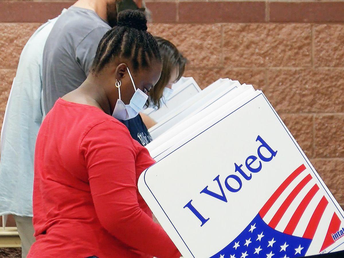 Voting open Saturday, Oct. 31 in numerous Midlands' counties