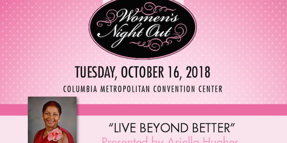 Lexington Medical Center invites you to join them for Women's Night Out