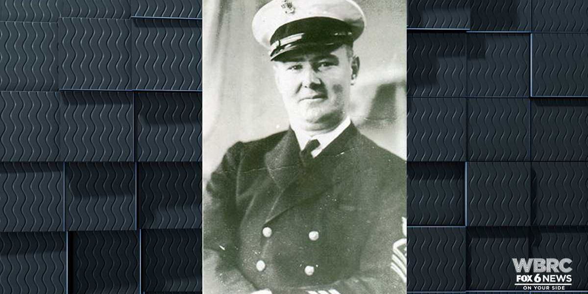 Alabama sailor killed in WWII identified through DNA