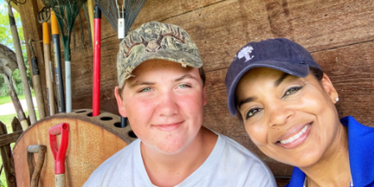 Family For Life: On the farm with Kyle