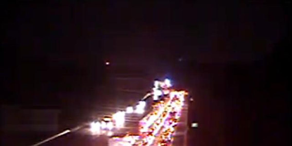 Traffic on I-20 near Broad River Bridge back to normal after crash caused delays