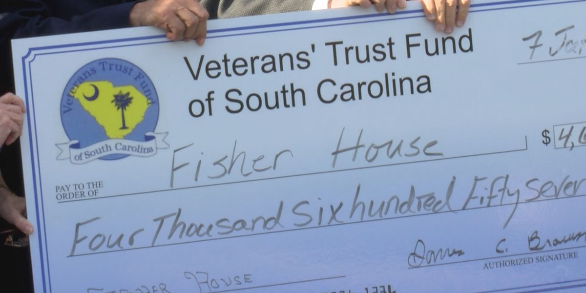 Fundraising efforts kick into high gear for Columbia Fisher House