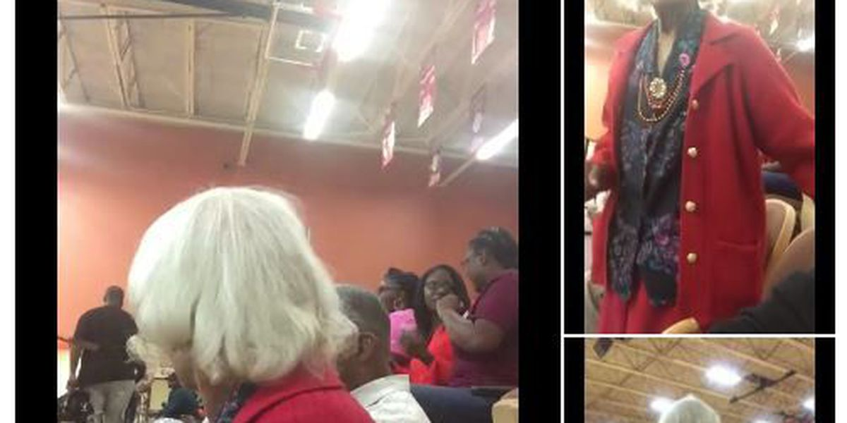 Viral post shows 90-year-old Claflin alumna getting down at volleyball game