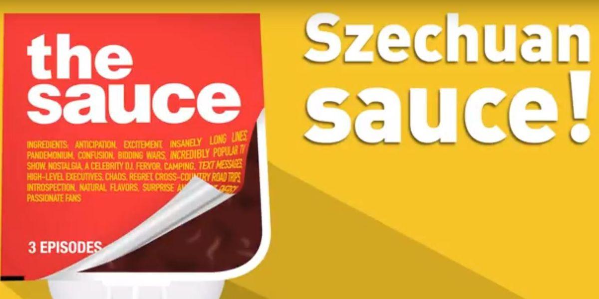 McDonald's to reveal Szechuan sauce info on Thursday