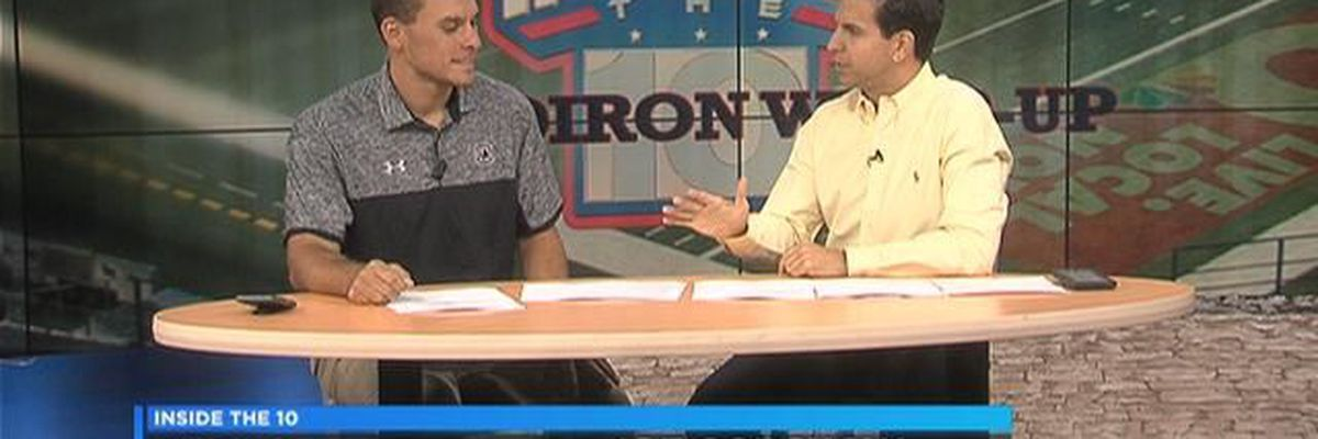 WATCH: Inside the 10 Gridiron Wrap-Up with Joe Gorchow and Perry Orth