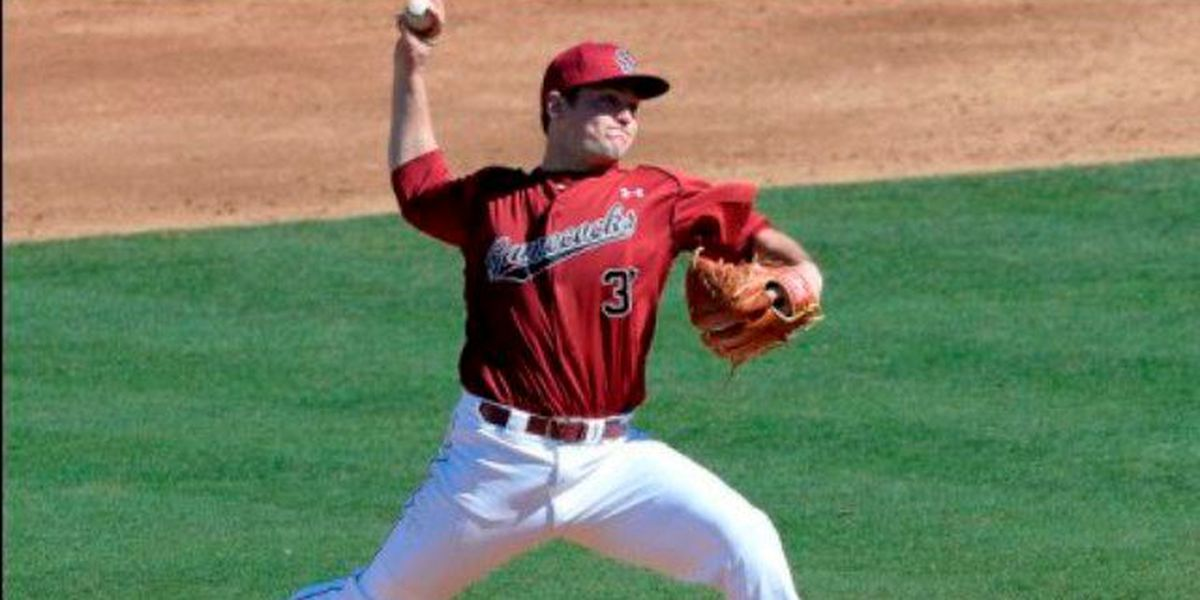 Crowe selected by Washington Nationals in MLB Draft