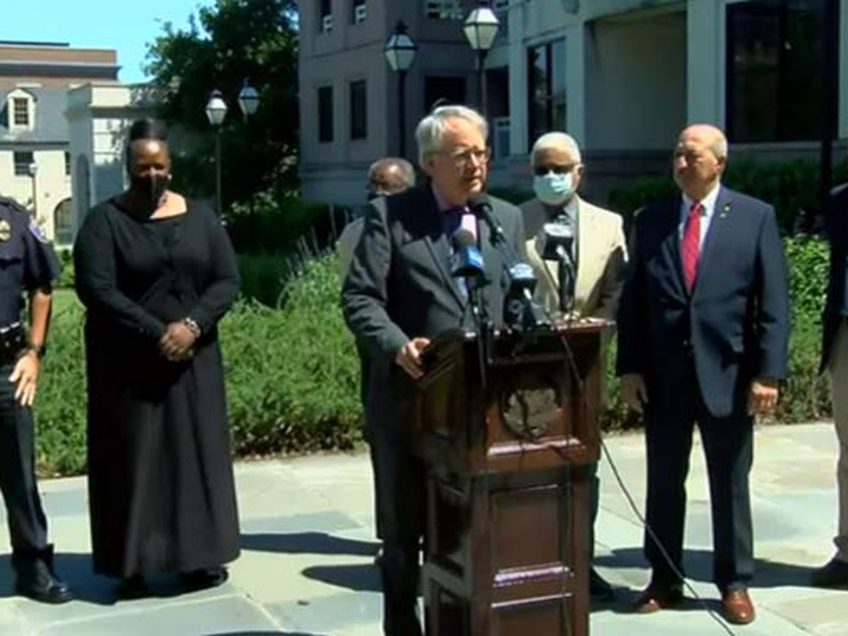 City leaders, pastors call for unity, justice in Charleston County jail death investigation