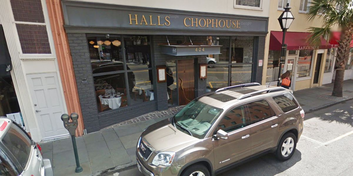 Statement: Halls Chophouse employee fired gun in the air to protect staff, customers during riots