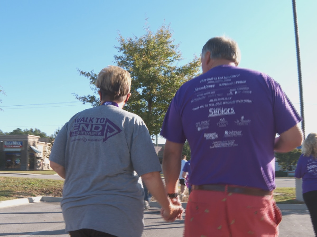 This year's Walk to End Alzheimer's in Columbia moves to sidewalks and trails