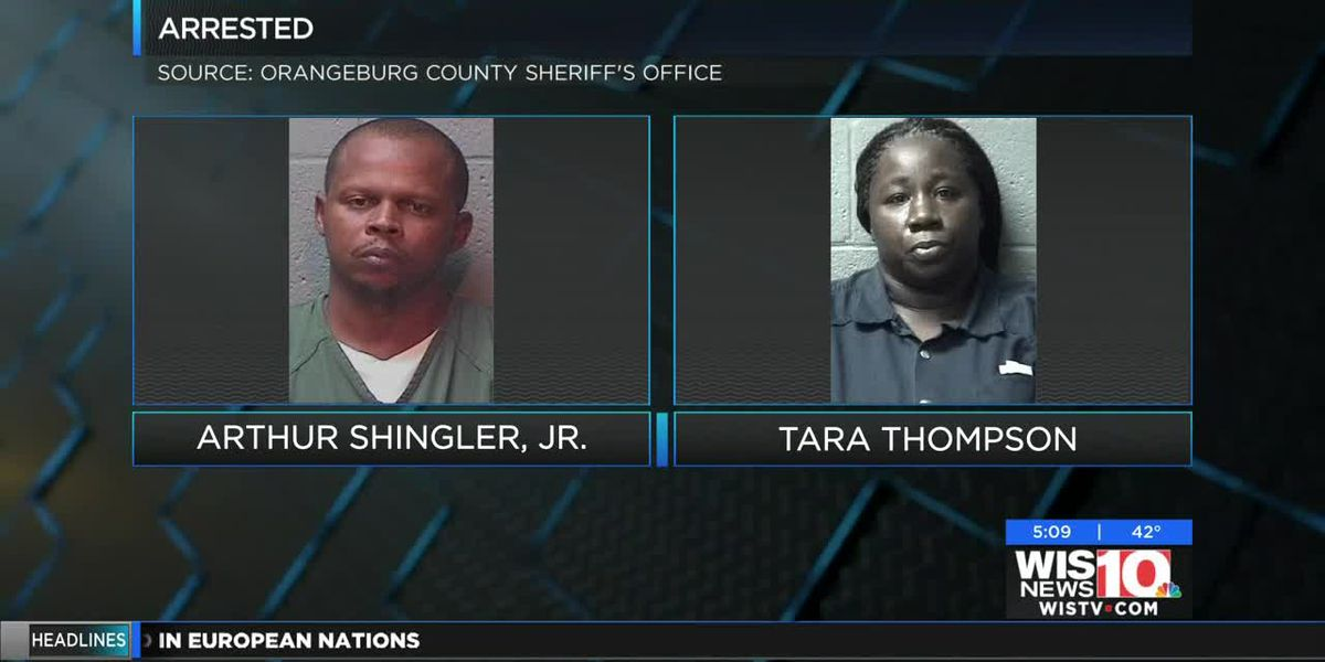 Sheriff: SC couple charged after relative reports severe burns on 16-month-old child