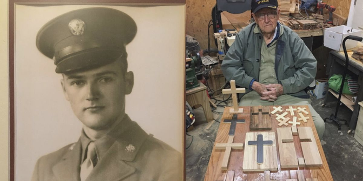97-year-old Midlands WWII veteran to receive Four Chaplains Award